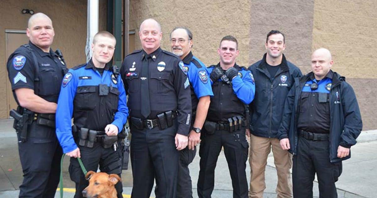 policewash