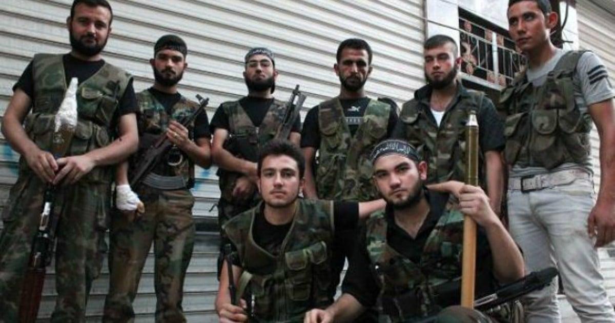 syrianmilitants